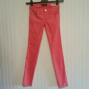 Guess Pink Jegging